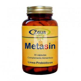 METASIN 30 CAPSULAS ZEUS