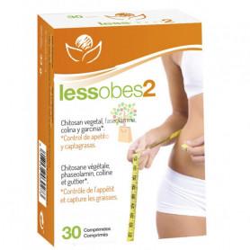 LESSOBES 2 CONTROL CALORIAS 30 COMPRIMIDOS HERBETOM