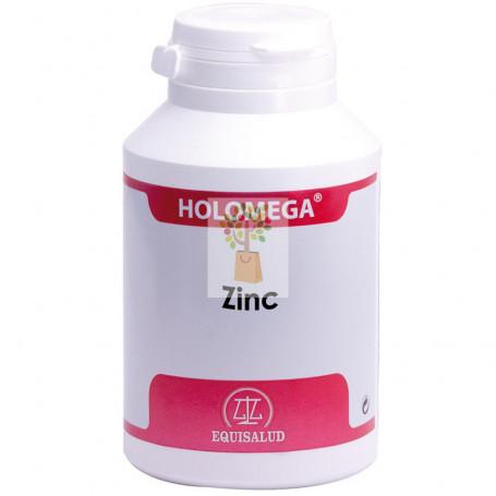 HOLOMEGA ZINC 180 CAPSULAS EQUISALUD