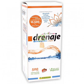 DRENAJE-COMPLEX 500Ml. PINISAN