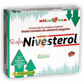 NIVESTEROL 30 CAPSULAS PINISAN