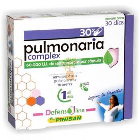 PULMONARIA COMPLEX 30 CAPSULAS PINISAN