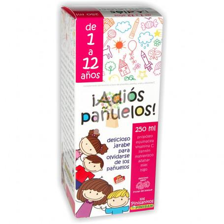 ADIOS PAÑUELOS 250Ml. PINISAN