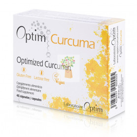 OPTIM CURCUMA 45 CAPSULAS