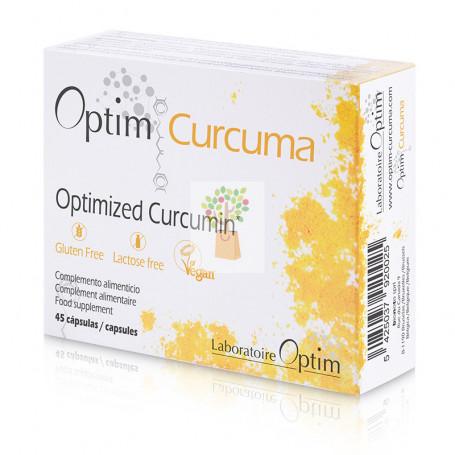 OPTIM CURCUMA 45 CAPSULAS