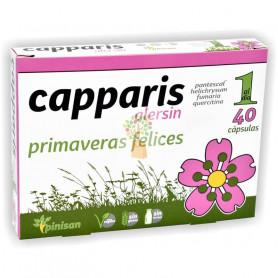 CAPPARIS ALERSIN 40 CAPSULAS PINISAN