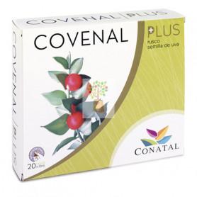 COVENAL PLUS 20 VIALES CONATAL