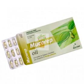 MUCOREP OIL 60 CAPSULAS COMDIET