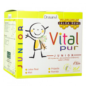 VITALPUR INFANTIL 20 VIALES DRASANVI