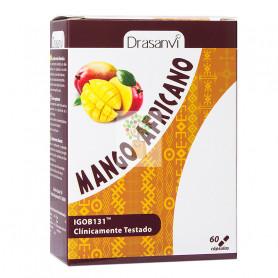 MANGO AFRICANO 60 CAPSULAS DRASANVI