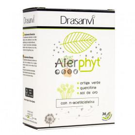ALERPHYT 36 CAPSULAS DRASANVI
