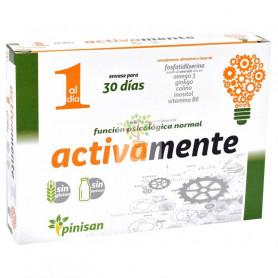 ACTIVAMENTE 30 CAPSULAS PINISAN