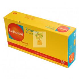 LABCATAL 22  CROMO (Cr) 28 AMPOLLAS LABCATAL