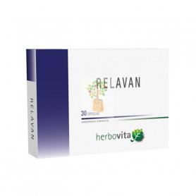 RELAVAN 30 CAPSULAS HERBOVITA