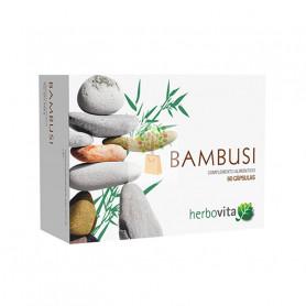 BAMBUSI 60 CAPSULAS HERBOVITA