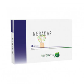 NERADAP 30 CAPSULAS HERBOVITA