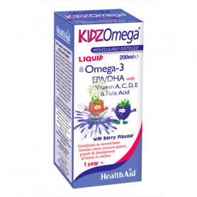 KIDZOMEGA 200Ml. HEALTH AID