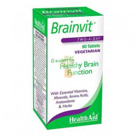 BRAINVIT 60 COMPRIMIDOS HEALTH AID