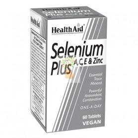 SELENIO PLUS 60 COMPRIMIDOS HEALTH AID