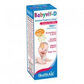 BABYVIT-D 50Ml. HEALTH AID