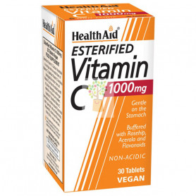 ESTER-C PLUS 1.000Mg. 30 COMPRIMIDOS HEALTH AID