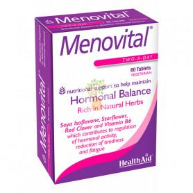 MENOVITAL 60 COMPRIMIDOS HEALTH AID