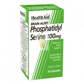 BRAIN ALERT 30 CAPSULAS HEALTH AID