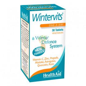 WINTERVITS 30 COMPRIMIDOS HEALTH AID