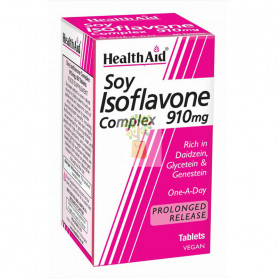 COMPLEJO DE ISOFLAVONAS DE SOJA 30 COMPRIMIDOS HEALTH AID