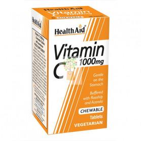 VITAMINA C 1.000Mg. CON BIOFLAVONOIDES 60 COMPRIMIDOS HEALTH AID