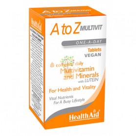 MULTI A-Z 90 COMPRIMIDOS HEALTH AID