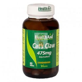 UÑA DE GATO 475Mg. 60 COMPRIMIDOS HEALTH AID